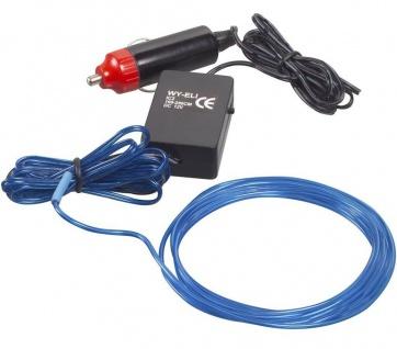 LED Wire Licht-Schnur 12V Licht-Schlauch Leucht-Schnur Lampe Auto PKW LKW KFZ