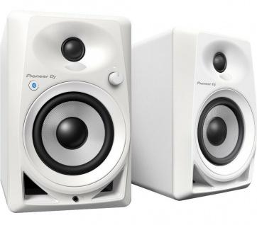 "Pioneer DJ 4"" Activ Monitor Speaker Bluetooth Lautsprecher Aktiv Studio Boxen"