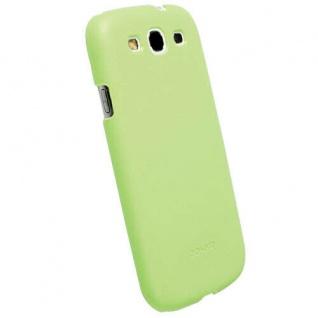 Krusell Bio Cover Hard-Case Schutz-Hülle Case Schale für Samsung Galaxy S3 SIII