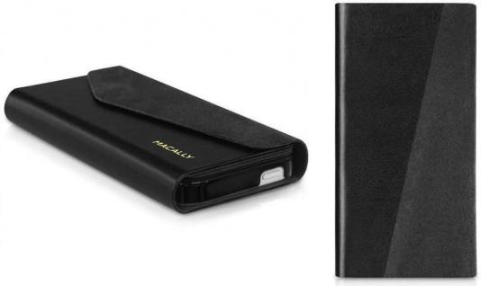 Macally Wallet Hard Case Flip-Cover Klapp-Tasche Ständer Bag für Apple iPhone 5C - Vorschau 4