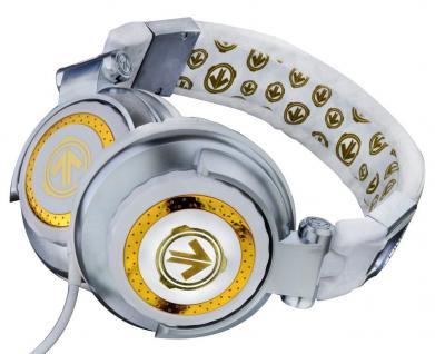 Aerial7 Tank Platinum Over-Ear Headset Mikrofon 3, 5mm 2, 5/6, 3mm Klinke Kopfhörer
