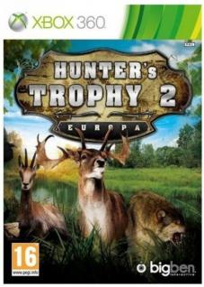 Hunters Trophy 2 Europa Jagt-Spiel Hunter Deutsch für Microsoft Xbox 360 XBOX360