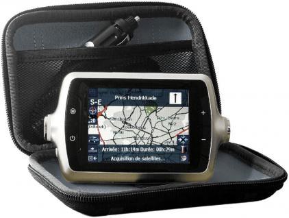 "Case Logic 4, 3"" 5"" Zoll Navi-Tasche Hardcase GPS1 GPS Navigation Bag Etui Hülle"