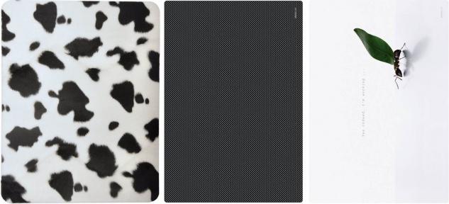 "PACK 3x Notebook Aufkleber Cover 15"" 15, 6"" 16"" 16, 4"" Skin Sticker Schutz-Folie"