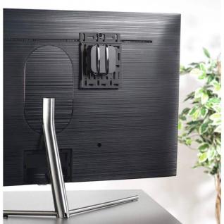 Hama TV-Zubehör-Halterung Halter Mount Kit für Amazon Fire TV / Apple TV Gerät