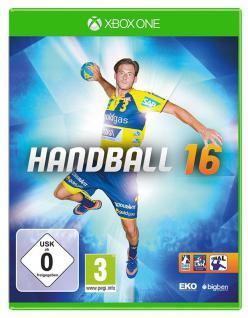 Bigben Handball 16 2016 Sport-Spiel Game für Microsoft XBox One