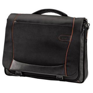 "Hama Business Notebook-Tasche Messenger Salzburg 15"" 15, 4"" 15, 6"" Laptop Case Bag"