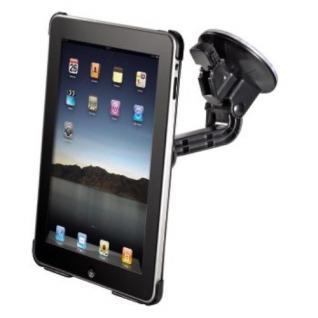 Hama Kfz Auto Halter Halterung + Cover für Apple iPad 1 1G PKW LKW Autohalterung