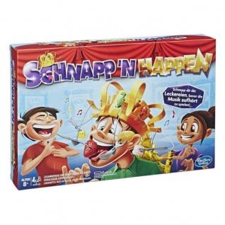 Hasbro Gaming Schnapp n Happen Party Fun Kinder-Geburtstag Familien-Spiel lustig