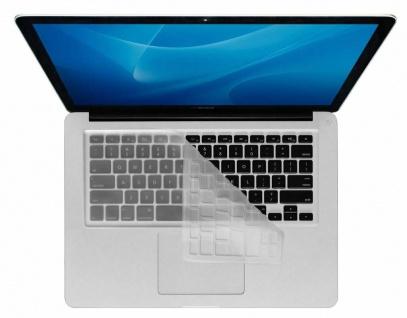 KB Tastatur-Abdeckung Schutz-Cover Silikon Skin für Apple MacBook Pro / Air