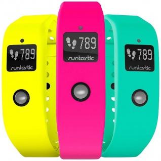 Runtastic ORBIT Armband Set 3 Neon für Fitness-Tracker Uhr Aktivitäts-Tracker