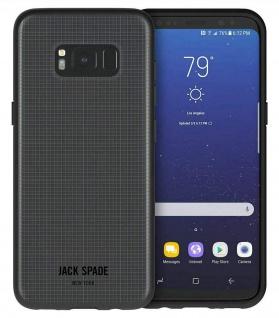 Kate Jack Spade New York Graph Cover Hard-Case Hülle Bag für Samsung Galaxy S8 - Vorschau 1