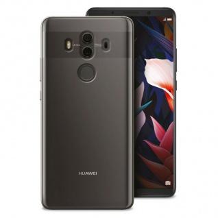 Puro Ultra Slim 0.3 Nude Cover TPU Case Schutz-Hülle Klar für Huawei Mate 10 Pro