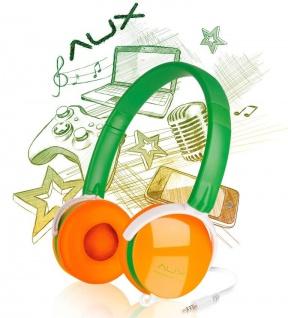 Speedlink AUX Headset Kopfhörer Mikrofon für Apple iPhone 6 Plus 6 5S 5 5C 4S 4