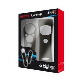 BigBen Motion Controller Navigation Silikon Schutz-Hülle Set für PS3 PS4 Move