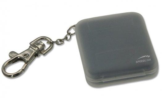 Mini Spiele-Hülle Case Schlüssel-Anhänger für Nintendo DS Lite DSi XL NDS Spiele
