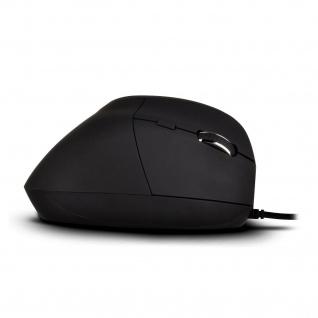 Speedlink DESCANO Ergonomische Vertikale USB Maus Optisch 5 Tasten 2.500dpi