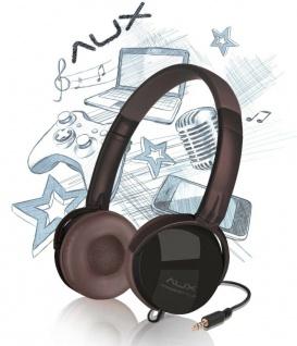 Speedlink AUX Headset Mikrofon Gaming Kopfhörer für Sony PS4 4 PSN Chat PS VR