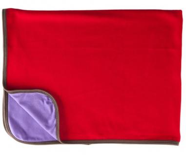 Tragwerk Baby-Decke EIEI Kirsche-Feige Kuscheldecke Einschlagdecke Kinder-Decke