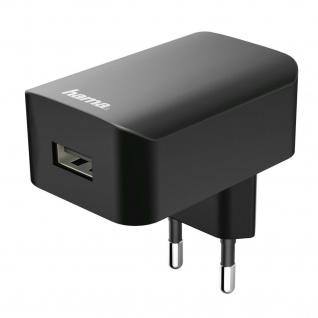 Hama Ladegerät Schnelles Laden USB Netzteil Adapter 5W für Handy Tablet