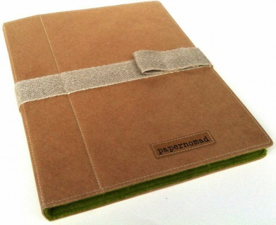 Papernomad iPad Tasche Cover Schutz Etui Hülle Case Tasche Bag für Apple iPad 2