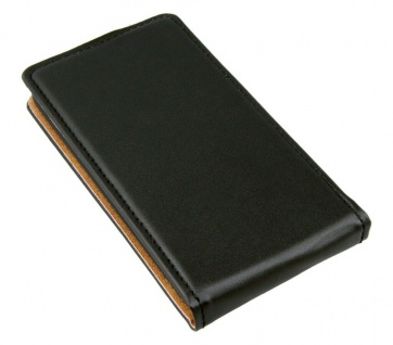 Patona Slim Flip-Cover Klapp-Tasche Schutz-Hülle Case Cover für Wiko Fizz