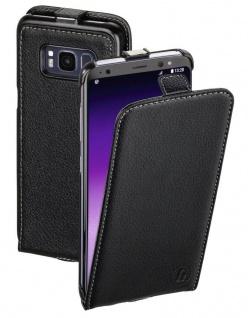 Hama Flap-Case Klapp-Tasche Schutz-Hülle Cover für Samsung Galaxy S8+ S8 Plus