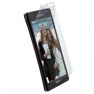 Krusell EDEL Display Schutz Folie Schutzfolie für Sony XPERIA TX LT29i Protector