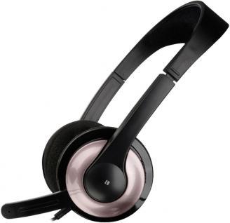 Speedlink Snappy Girl Headset Pink Kopfhörer Mikrofon für PC Skype Gaming Gamer