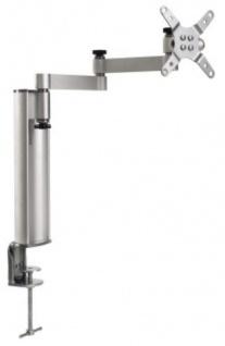 Sanus SD 115 S1 MONITORARM für LCD TFT Monitore Silber