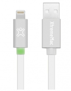 XtremeMac HQ LED-Licht Lightning-Kabel für iPhone X 8 7 6s 6 iPad Air 1 2 Pro 5