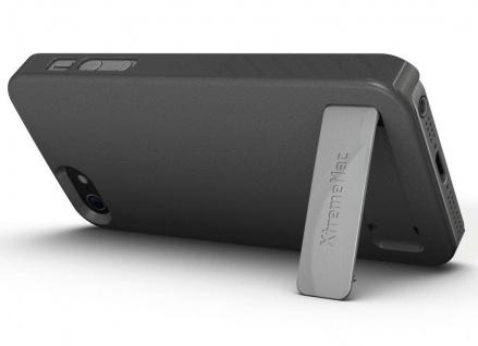 XtremeMac Cover + Ständer Schutz-Hülle Hard-Case Tasche für Apple iPhone 5S 5