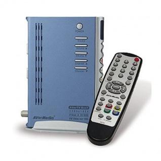 AVer-Media TV Box W7 Multimedia Konsole DVD Player Video > PC Monitor Cinch SVHS