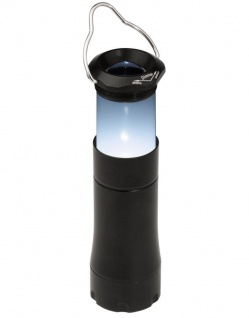 Hama LED Camping-Lampe 2in1 LED-Leuchte Taschenlampe Outdoor Camping-Laterne