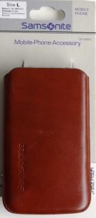 Samsonite Handy-Tasche Köchertasche Etui Case Hülle für Samsung Galaxy Ace 5230