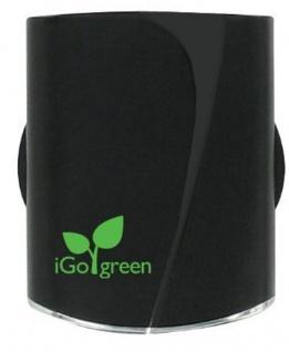 iGo Ladekabel Micro-USB + Mini-USB Ladegerät Stecker-Netzteil Handy Tablet Lader