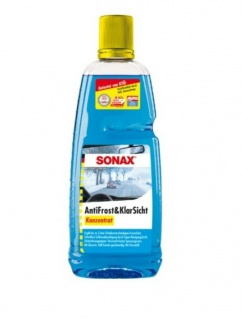 Sonax Antifrost Frostschutz Scheibenwaschanlage Klarsicht Konzentrat 1L 1 Liter