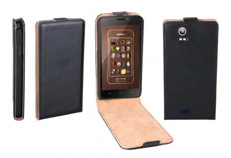 Patona Slim Cover Klapp-Tasche Schutz-Hülle Cover Case für Kazam Trooper 450