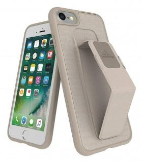 Adidas Grip Case Ständer Hard-Cover Tasche Schutz-Hülle für Apple iPhone 8 7 6s