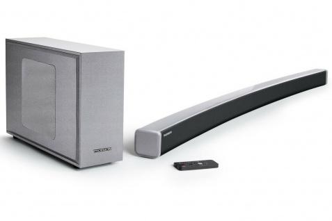 Thomson 2.1 Sound-System TV Soundbar mit Subwoofer Bluetooth USB SD Kartenleser