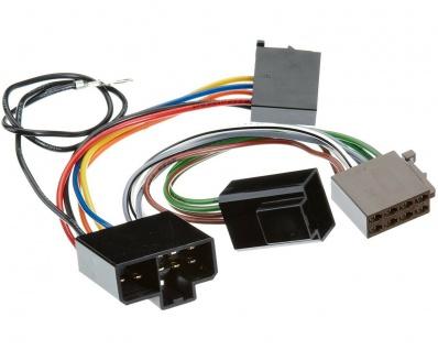 ISO Autoradio-Adapter Adapter-Kabel für Nissan 200-SX Almera Serena Terrano Van