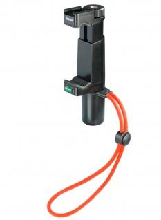 "Hama Handy Video-Halterung Halter Griff Stativ Mono-Pod Smartphone 1/4"" Adapter"