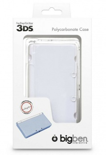 BigBen Polycarbonate Case Protective Hard-Cover Schutz-Hülle für Nintendo 3DS