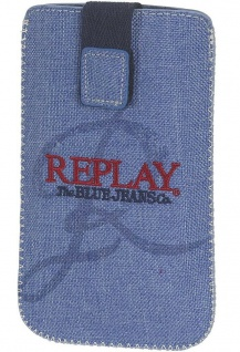 Replay Universal Sleeve Handy-Tasche Case Schutz-Hülle Etui für Handy MP3 Player