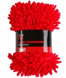 Extreme Clean 2in1 Chenille Auto-Schwamm Universal Auto-Wäsche Reinigung Hand
