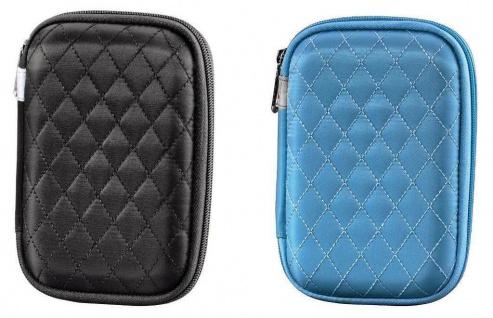 2x Hama Tasche Hülle Etui Card Case Tasche für 8x Karten SDHC MMC CF Micro SD XD