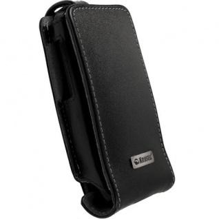 Krusell Orbit Flex Case Leder-Tasche für HTC Hero T-Mobile G2 Touch Etui Hülle