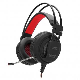 SPEEDLINK MAXTER Stereo Gaming Headset Kopfhörer 3, 5mm mit Mikrofon für PS4