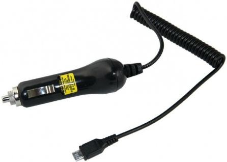 Patona KFZ Ladekabel Micro-USB 1A 12V Car Adapter Ladegerät Auto PKW Handy MP3