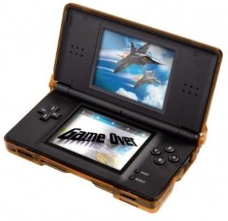 Hama Crystal Case Box Tasche Hardcase Cover Hülle für Nintendo DS Lite Konsole